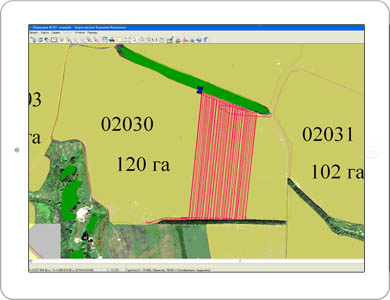Examples of using GIS Panorama AGRO